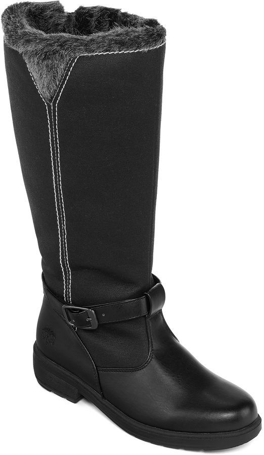 225bd0957adb totes Shauna III Tall Shaft Winter Boots