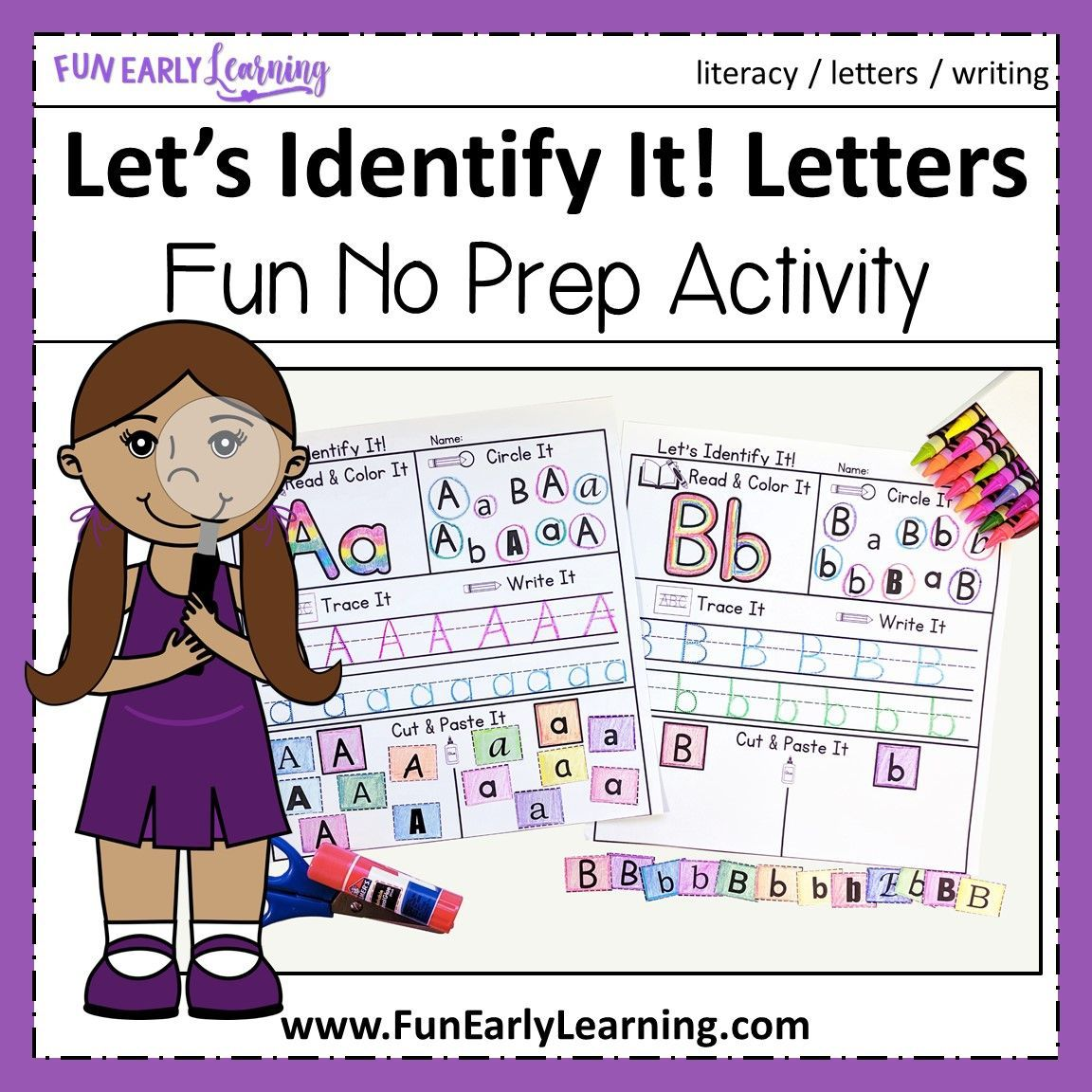 Let S Identify It Letter Recognition In