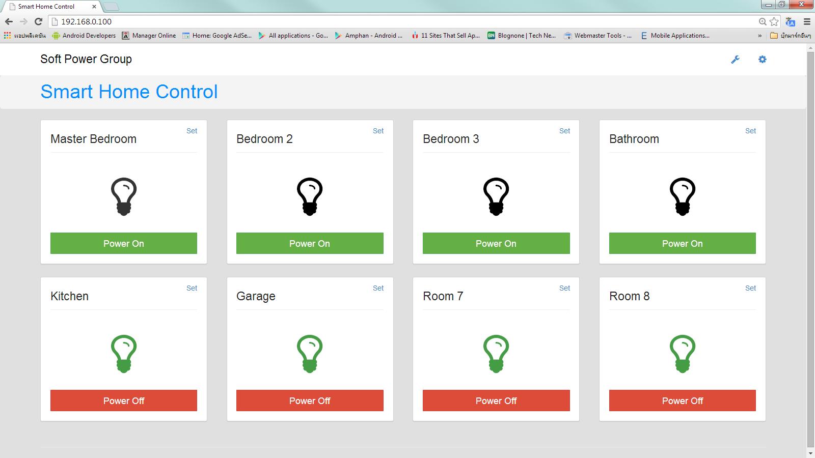 Raspberry Pi Smart Home Control ระบบควบค มบ านอ ฉร ยะ Iot Smart