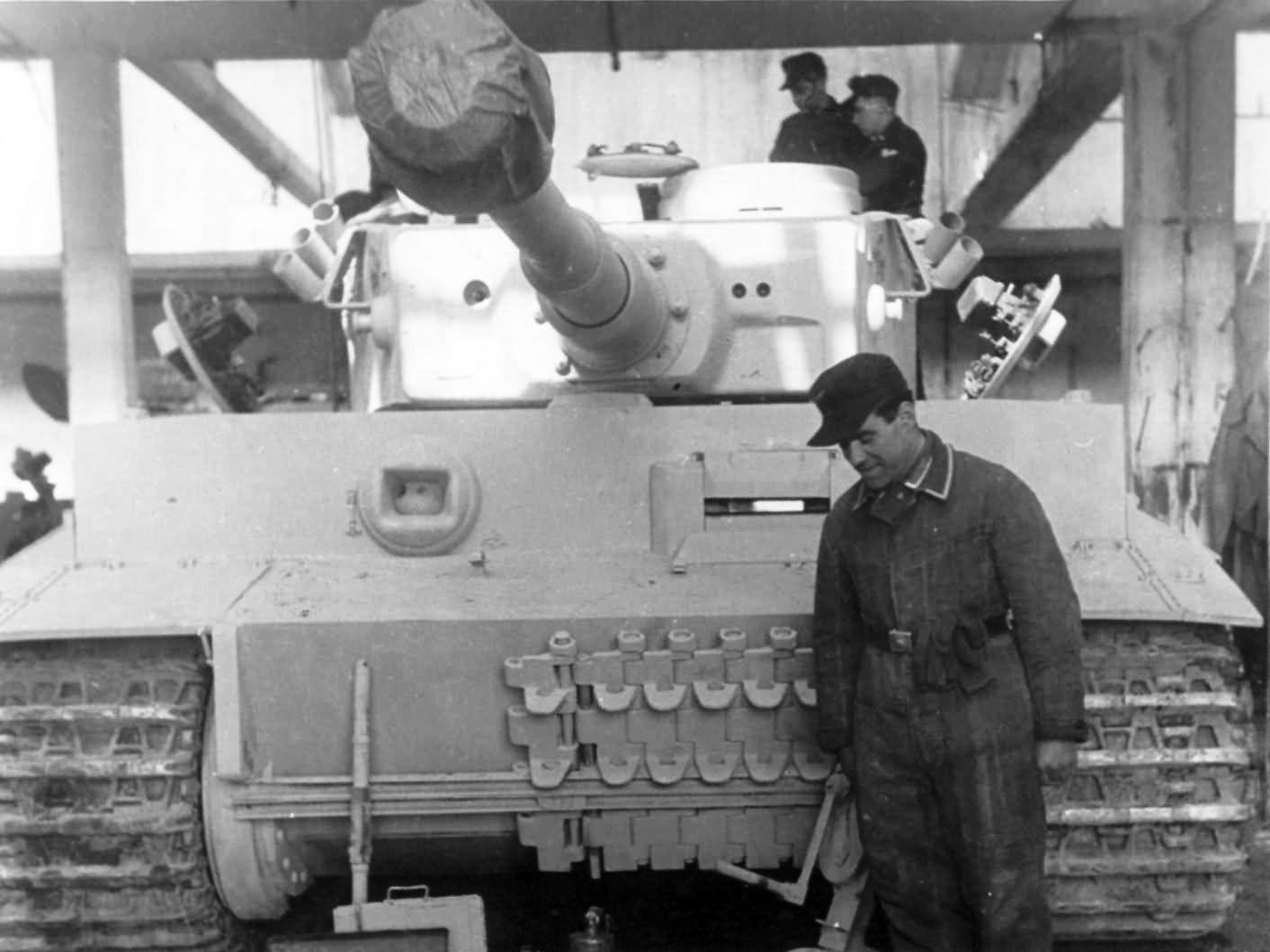 Tiger tank 31