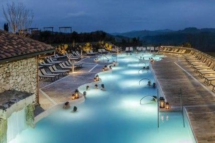 Ticket Rapolano Terme   Siena, Terme, Roman bath spa