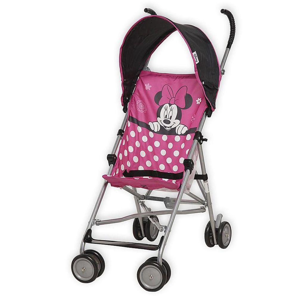 disney baby girl umbrella stroller comfort travel