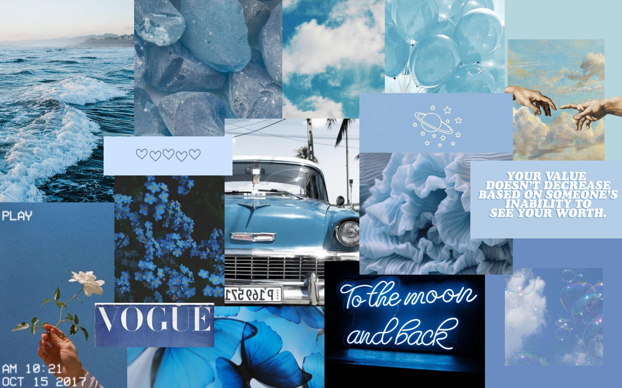 Blue Macbook Wallpaper Blue Background Wallpapers Macbook Wallpaper Laptop Wallpaper