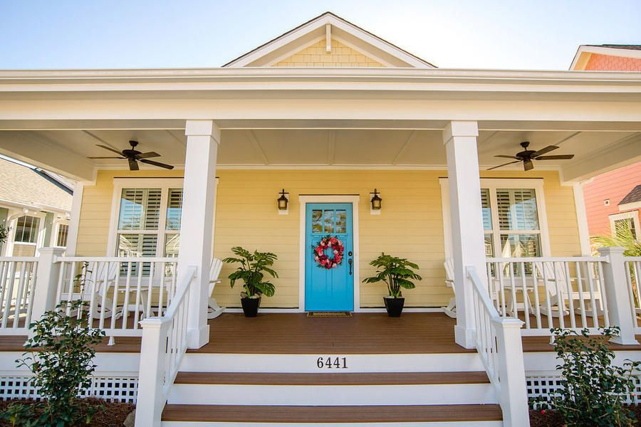 The Most Colorful Houses In The South Beach Cottage