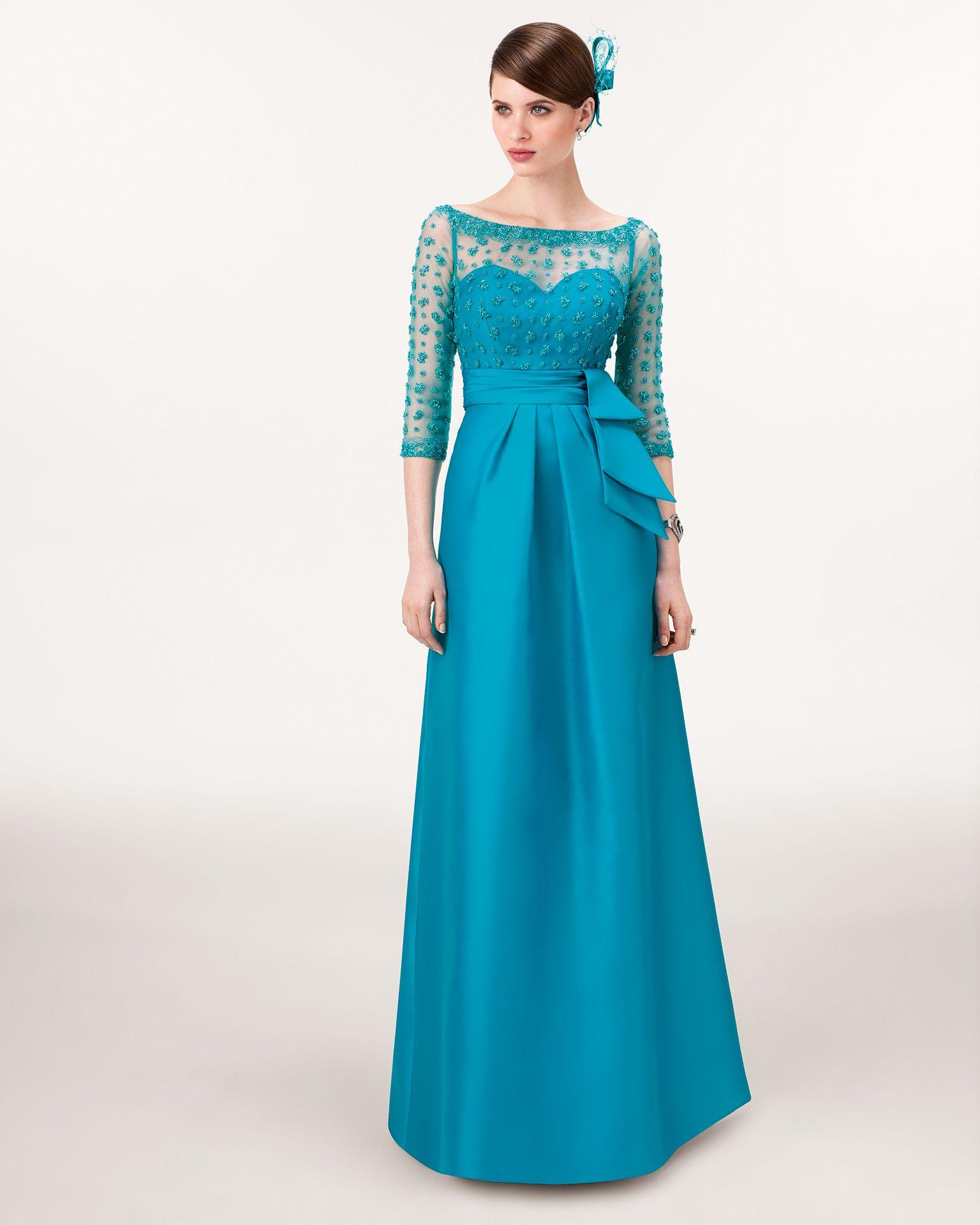 Vestido de fiesta Aire Barcelona largo | Womens Fashion | Pinterest ...