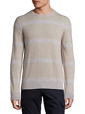 Saks Fifth Avenue Collection Cashmere Colorblock Sweater