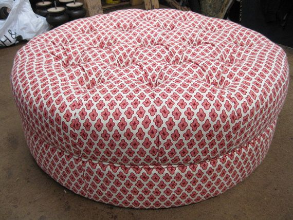 Create Your Own Ottoman Your Fabric Your Style by AgamediDesigns ...