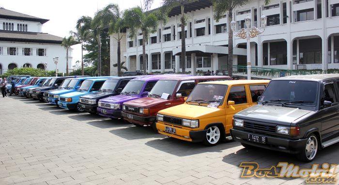 Toyota Kijang Club Indonesia (TKCI) #BosMobil