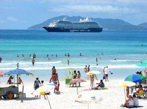 Los atractivos de Cabo Frío, en Brasil