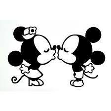 Resultado De Imagem Para Desenho Tumblr Do Mickey E Da Minnie
