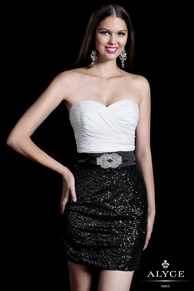 Alyce paris homecoming dress style style pinterest