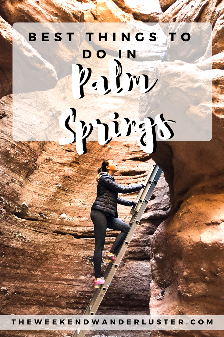 11 FUN Things to Do in Palm Springs
