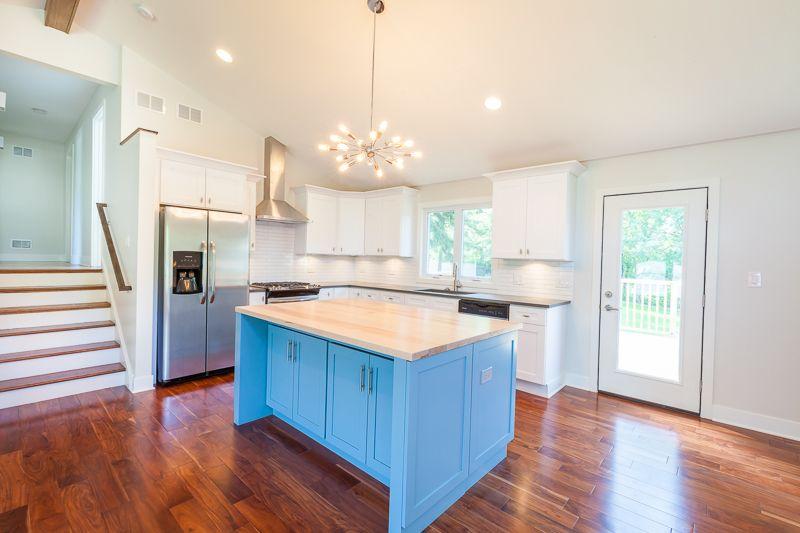 Clarendon Hills Mid Century Home Remodel | Kitchens | Pinterest