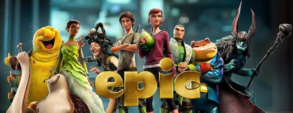 EPIC The Movie #epicmovie