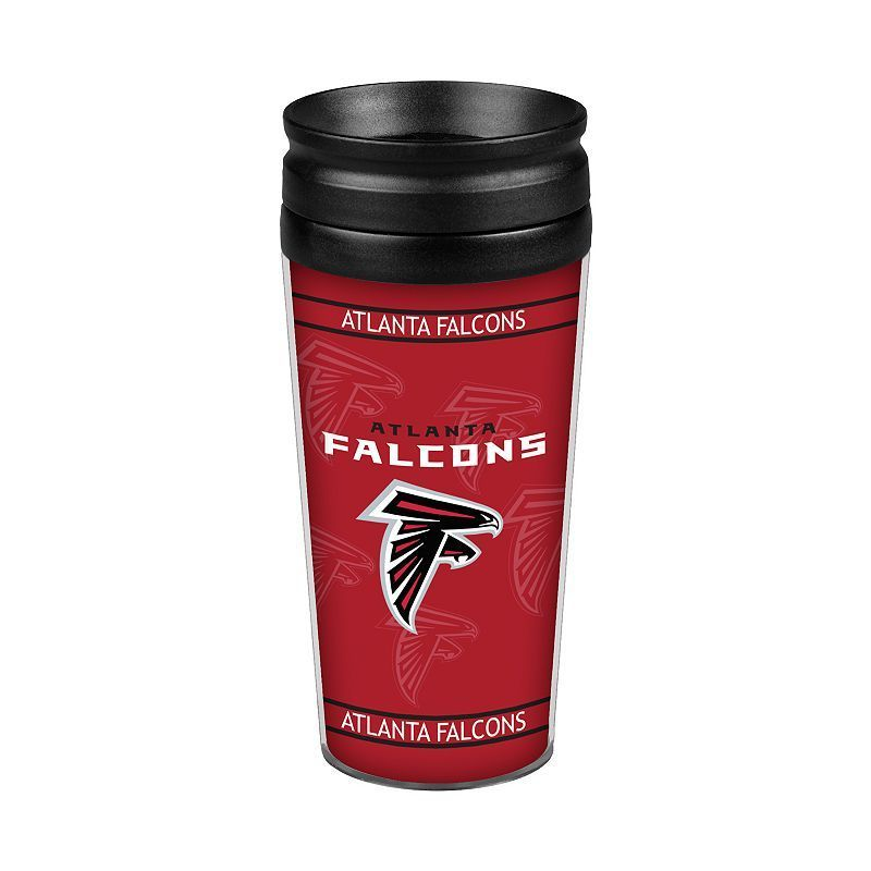 Boelter Atlanta Falcons Travel Tumbler Set, Multicolor