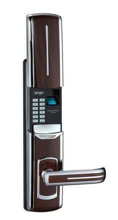 Brand New Biometric Fingerprint Door Lock Digits Pad Mechanical Key This Is A Great Way To Eliminate Need For Keys And This Is A Totally Secure Door Locks