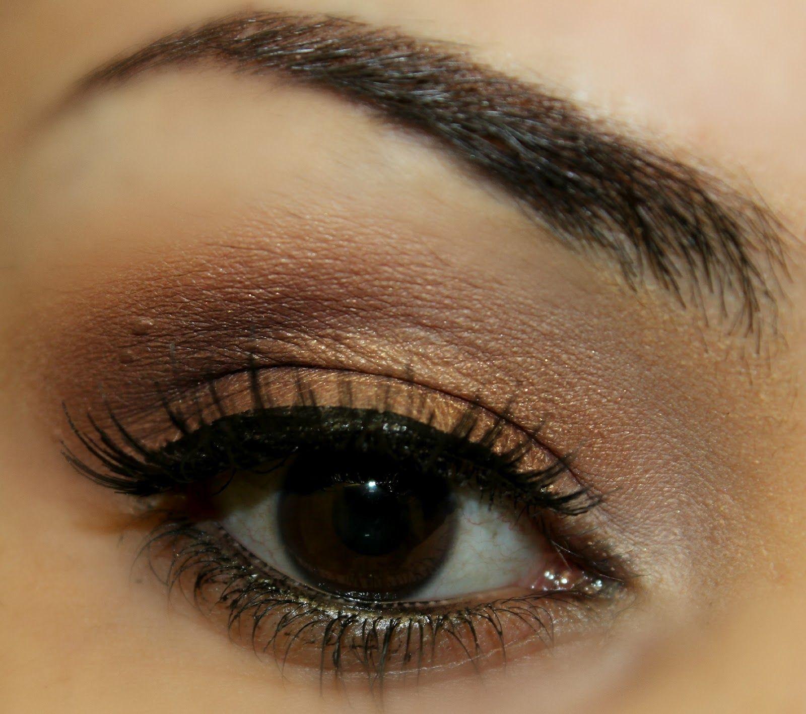 Eye makeup Mac Blanc Type (inner corner), Mac Tempting