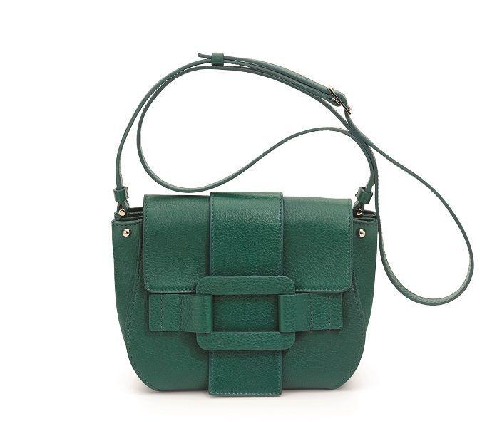 08d4d8cfcd Roger Vivier s Green Pilgrim bag