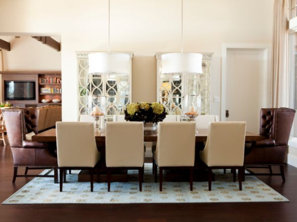 Dining table lighting a crucial complementary feature in any home