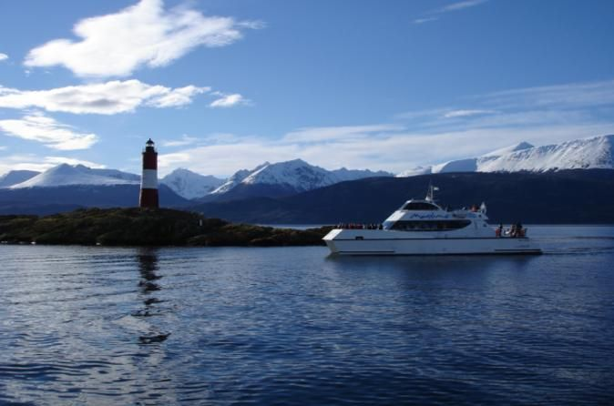 Beagle Channel And Sea Wolves Island Catamaran Cruise In 1833
