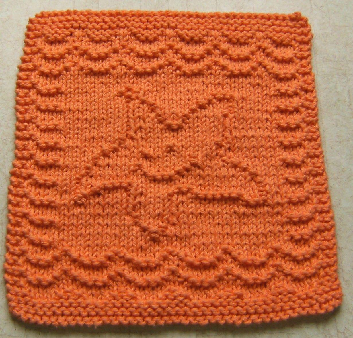 Baby Starfish Dishcloth, by Down Cloverlaine on BlogSpot. Free ...