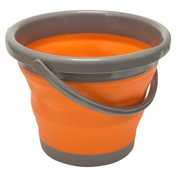 Ultimate Survival Technologies Orange Flexware Bucket 2 0