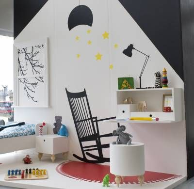 Wall paint effect