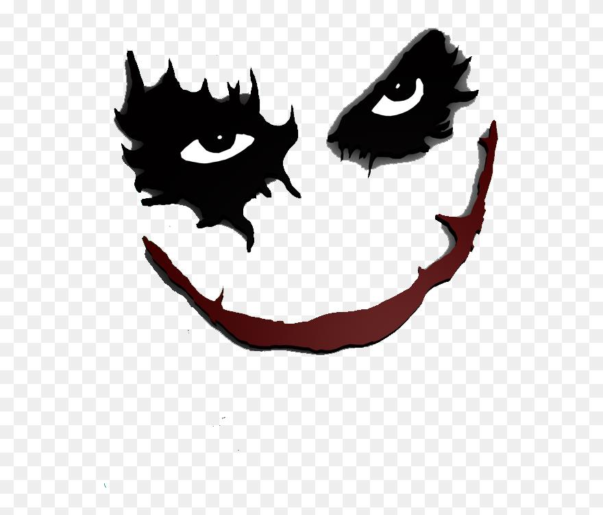 Download Hd T Shirt Hoodie Joker S Store The Joker Joker Smile Logo Png Clipart And Use The Free Clipart For Your Cre Smile Logo Hoodie Shirt Free Clip Art