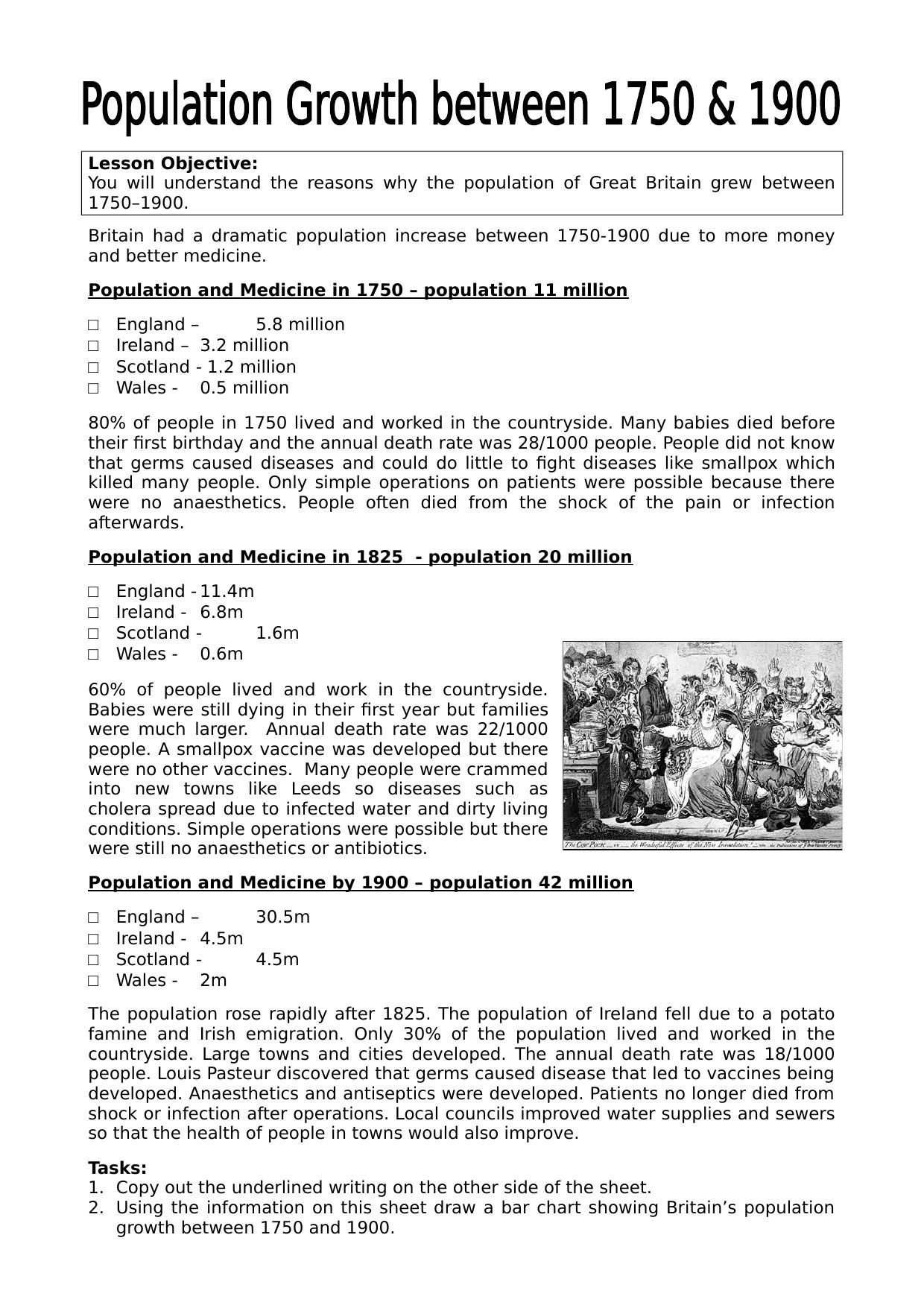Vast Range Of Industrial Revolution Worksheets Tailored Towards Uk Ks3 Amp Ks4 However Used