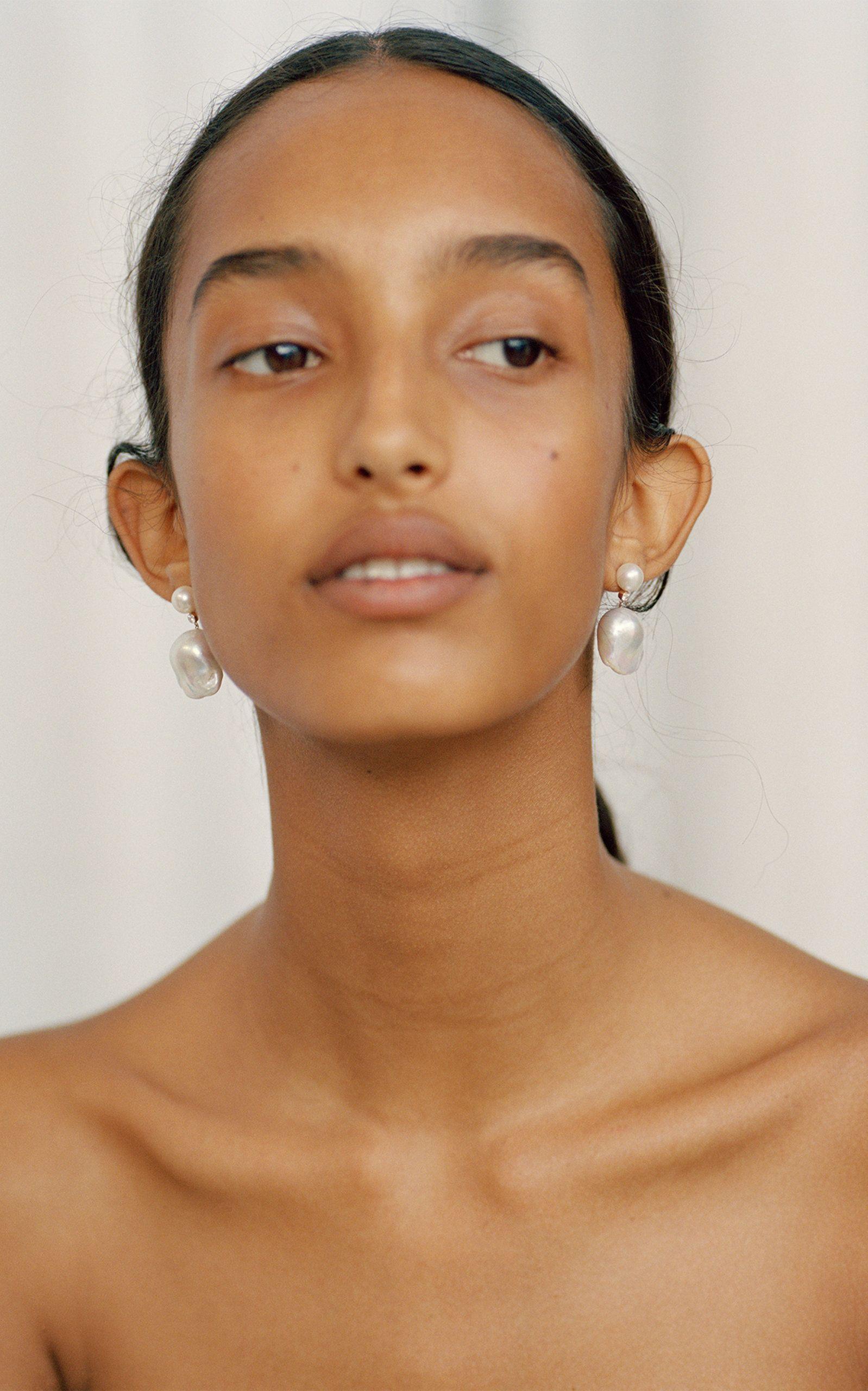 Sophie bille brahe venus earrings