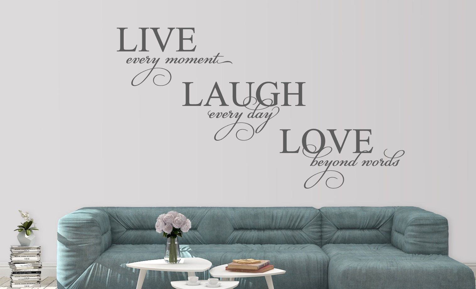 10 Top Wall Decals Quotes Living Room