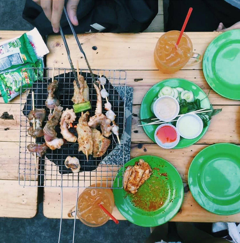 Xiên nướng tại 146 Lý Chính Thắng, Quận 3, Hồ Chí Minh - 77168