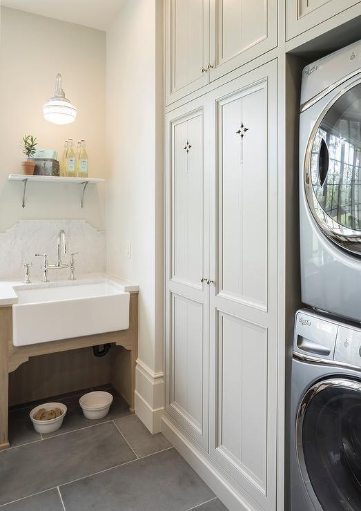Laundry Room Apron Sink