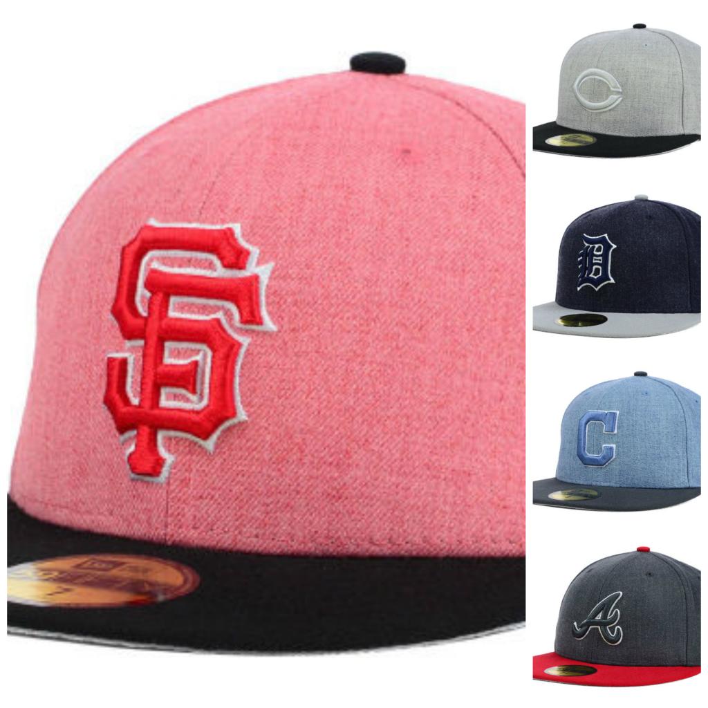 All New Era Cap Eaton Color Collections Blue Red Gray Etc Color Collection New Era Cap New Era Hats