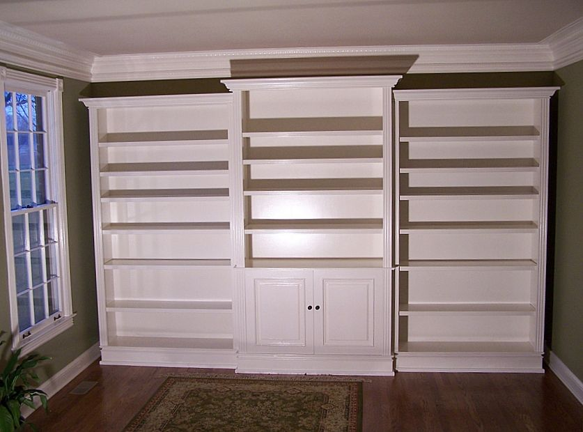 https://www.homeownershub.com/woodworking/floor-to- · Bookshelf PlansWall  BookshelvesBook ... - Https://www.homeownershub.com/woodworking/floor-to-ceiling-wall-to
