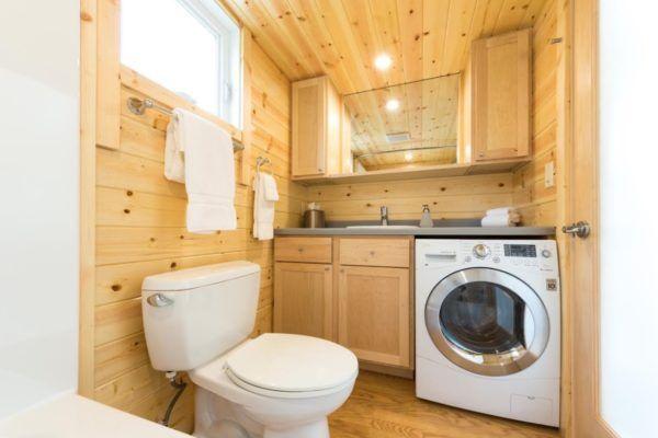 tiny house bathrooms. Traveler XL Tiny House On Wheels - Love This Bathroom! Bathrooms E