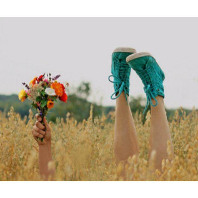 Bloemen en zomer!