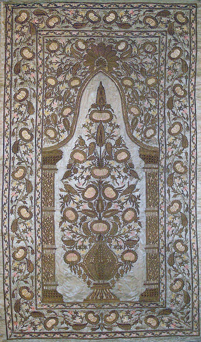 Turkish Embroidery Http Www Textileasart Com Inventory 1938 Jpg Turkish Textiles Antique Ottoman Antique Textiles