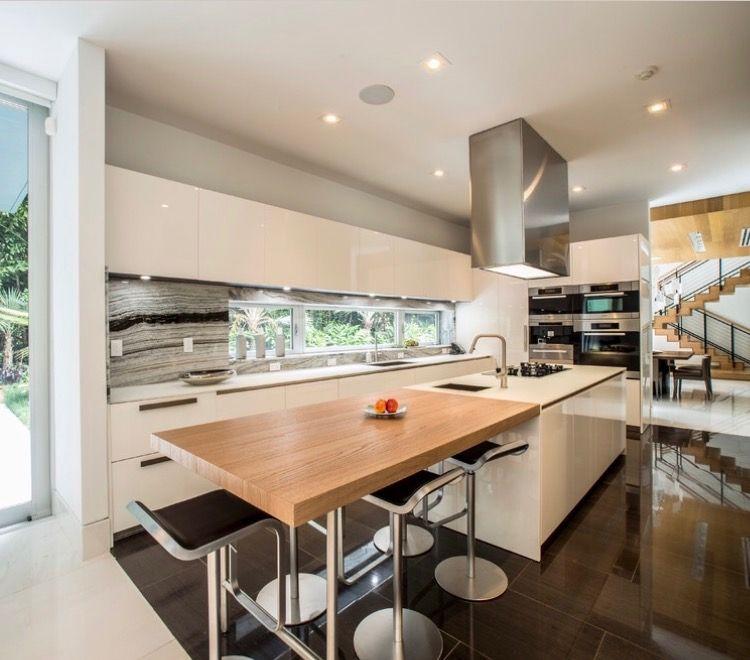 Pin de elvia esther garcia perez en ideas p casa for Cocinas interiores casas