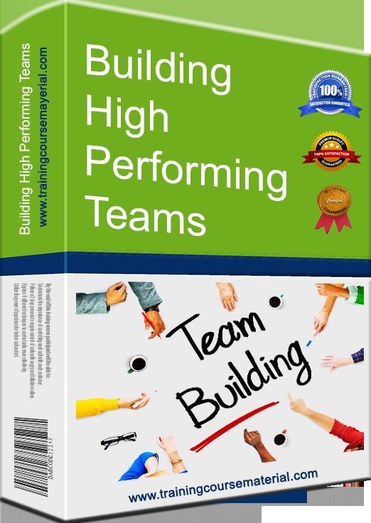 Building High Performing Teams Negotiation Skills Communication Skills Activities Communication Skills Training