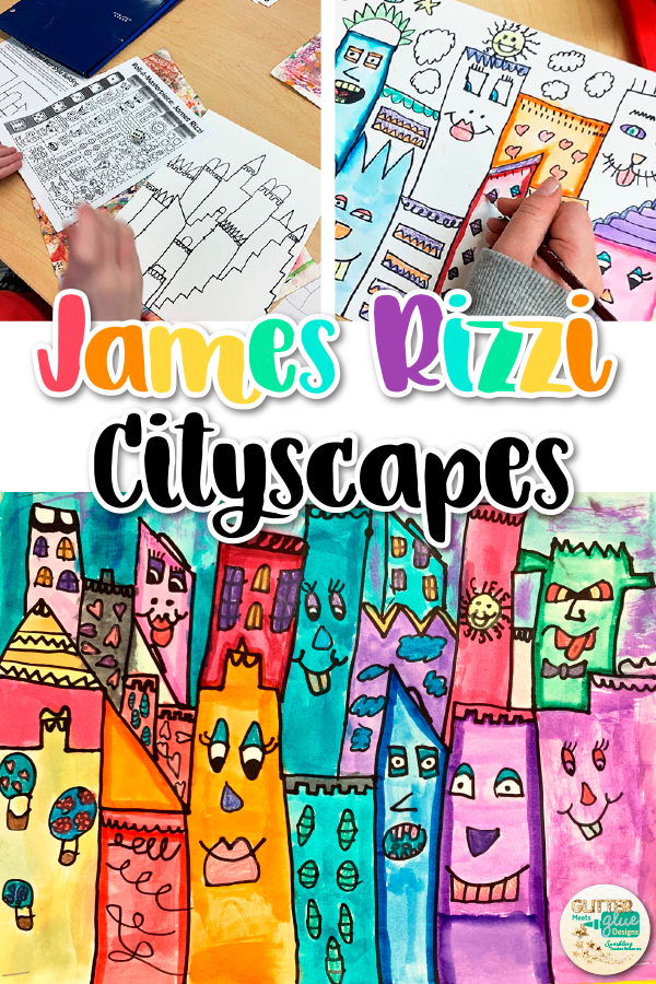 Photo of JAMES RIZZI CITYSCAPES