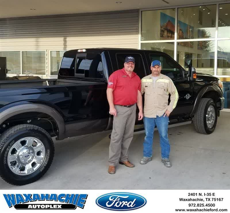 Waxahachie Ford Customer Review  My 6th truck purchased from Waxahachie Ford!Thanks David and Kramer !  Cody , https://deliverymaxx.com/DealerReviews.aspx?DealerCode=E749&ReviewId=56697  #Review #DeliveryMAXX #WaxahachieFord