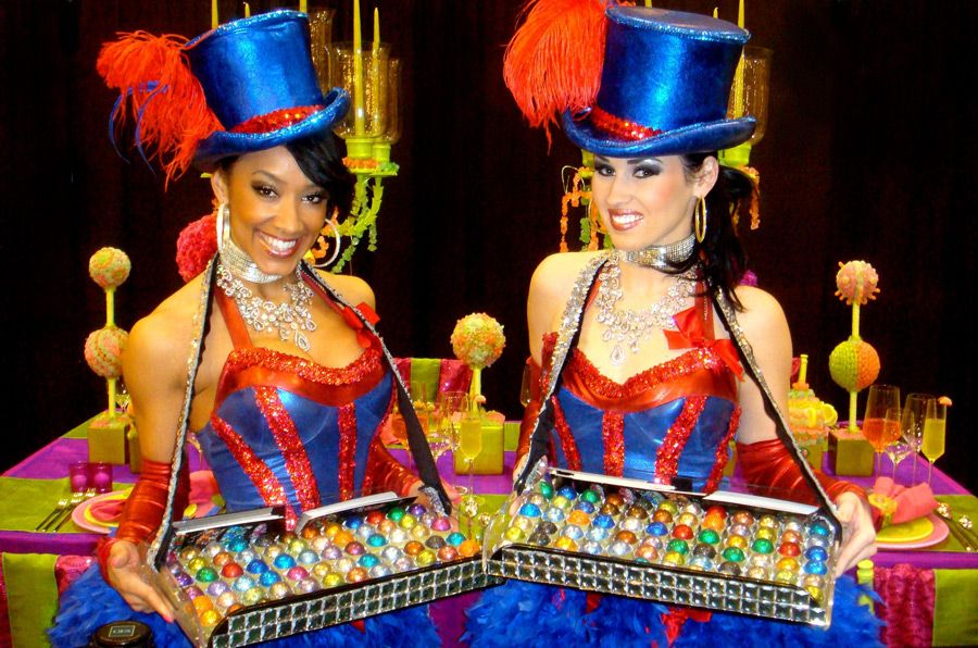 circus themed adult party