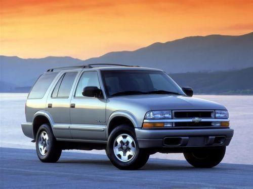 1997 Chevrolet Blazer Rental Clt 888 Boston Ma April 1998 Chevrolet Blazer Chevrolet Chevy Dealerships