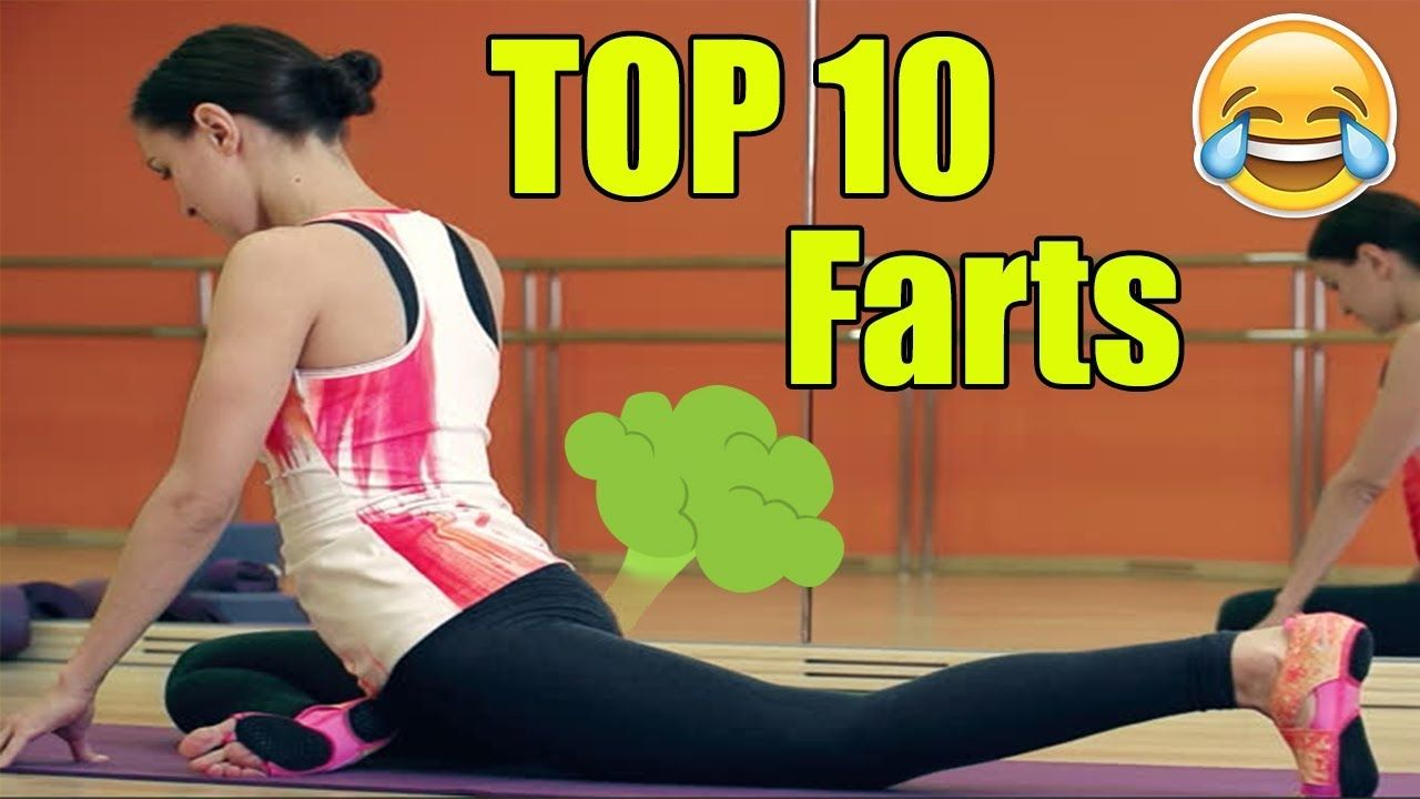 Girls farting in yoga pants youtube Pin On Crazy Videos