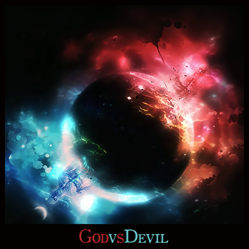 Satan Vs God Wallpaper Devil vs god hd god vs devil a