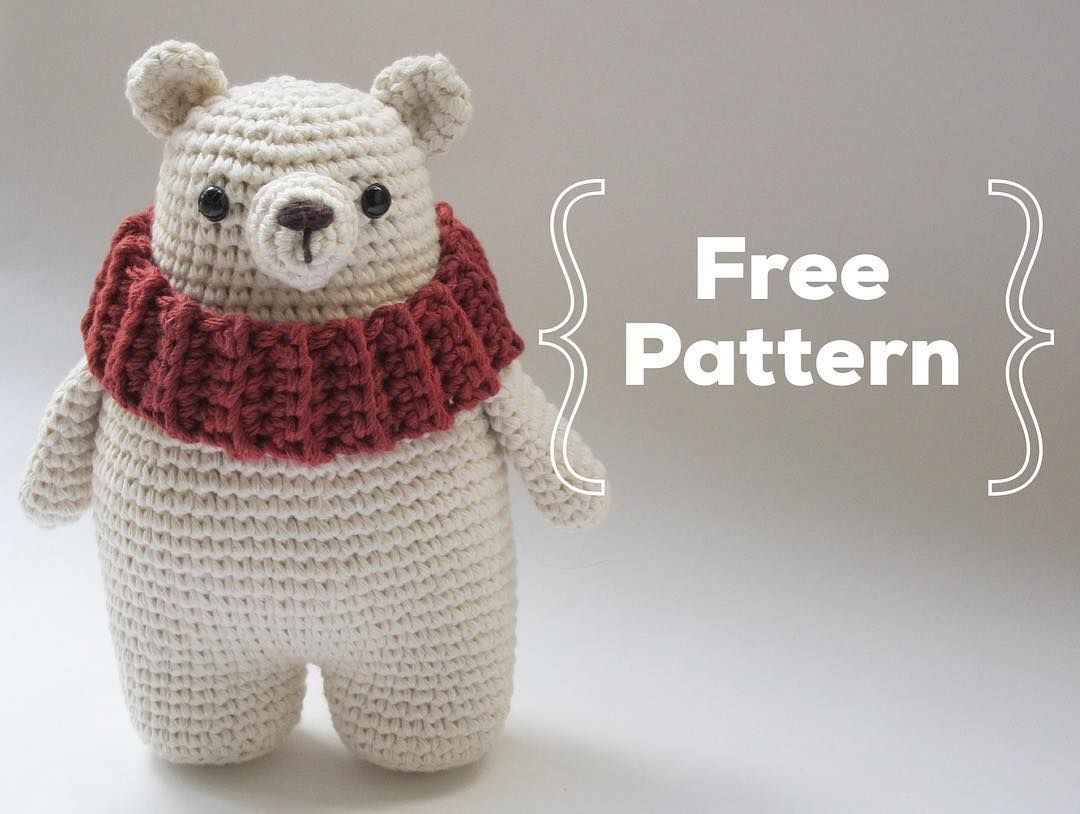 Free amigurumi crochet pattern by Amour Fou. Available at her site ...