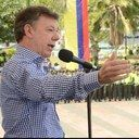 Twitter of Juan Manuel Santos