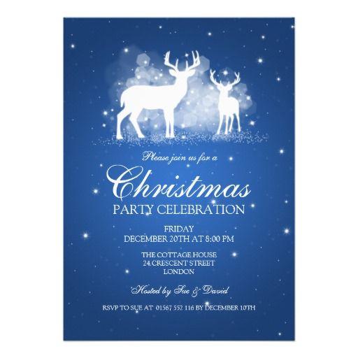 elegant party invitations templates
