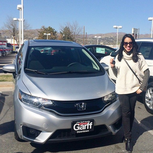 Feeling so blessed and lucky to have my family here to share happy moments with! #FitForYou #HondaFit
